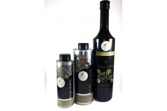 Ventaire Vintage AOP Provence Olive Oil