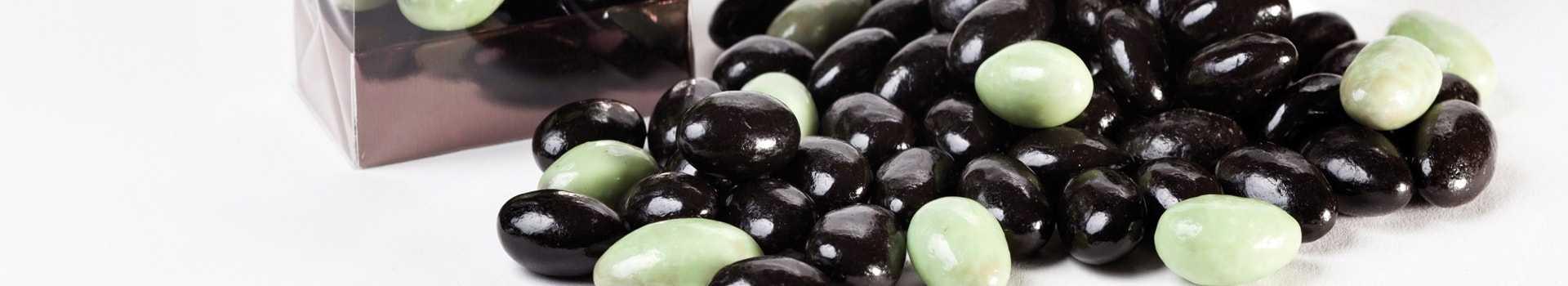 Chocolate-coated